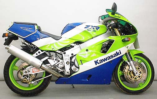Kawasaki ZXR 400 1990 Motorcycles Specifications