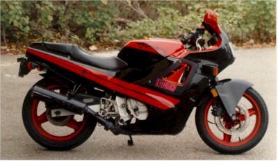 Honda Cbr 600 F Hurricane 1987 Motorcycles Specifications