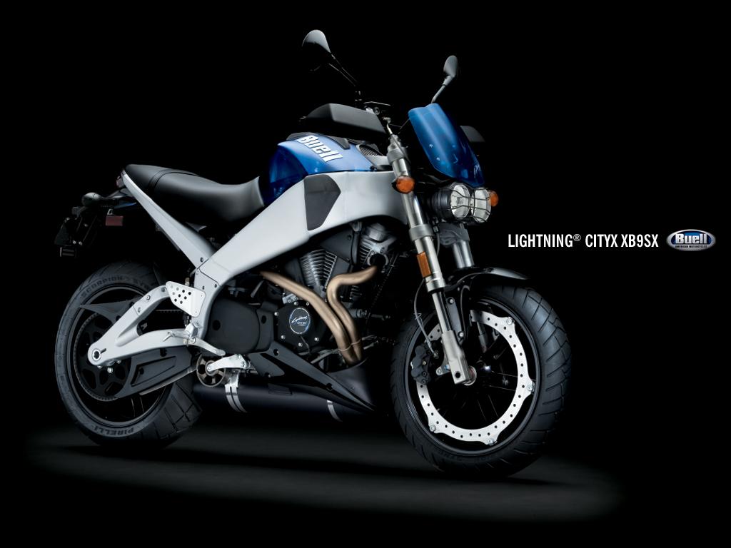 2006 Buell Lightning CityX XB9SX: pics, specs and