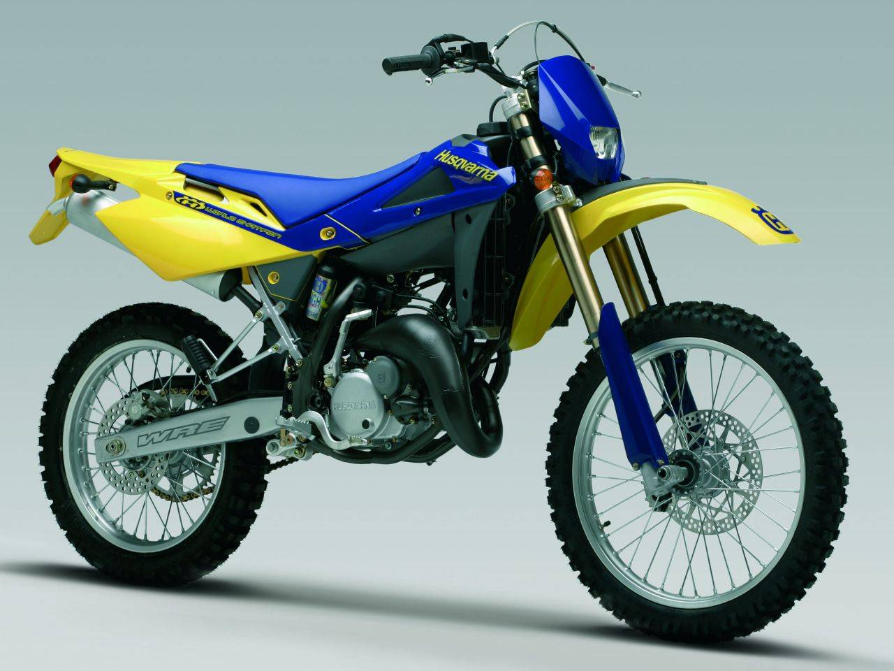 husqvarna wre 125 2006 motorcycles specifications. Black Bedroom Furniture Sets. Home Design Ideas