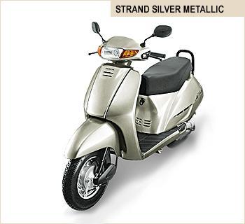 Honda Activa 2005 motorcycles specifications