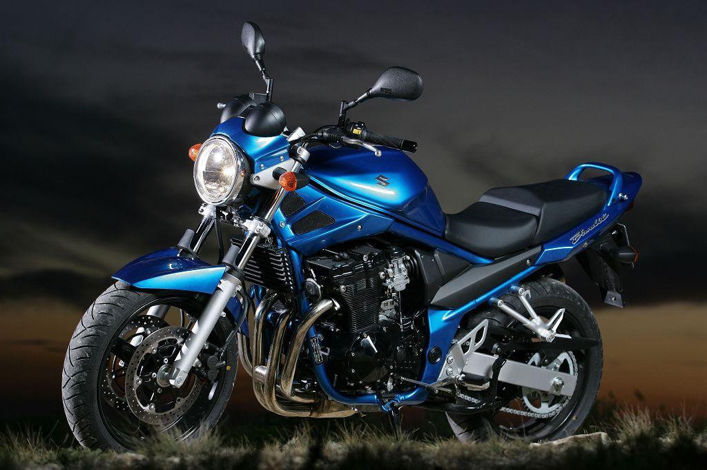 Suzuki GSF 650 N Bandit 2005 Motorcycles Specifications